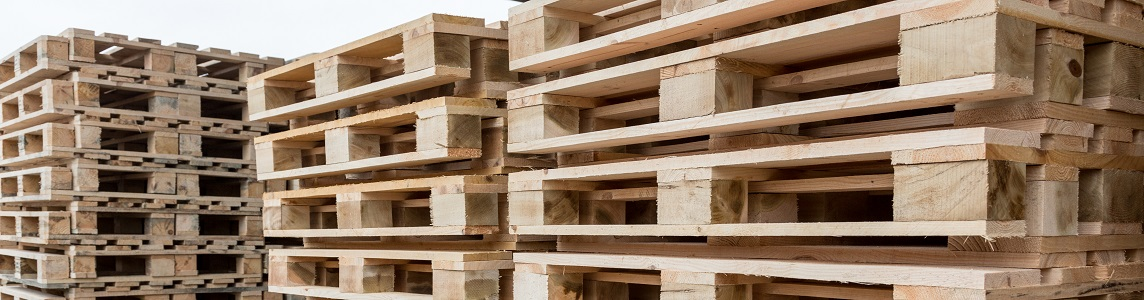 opakowania drewniane, palety