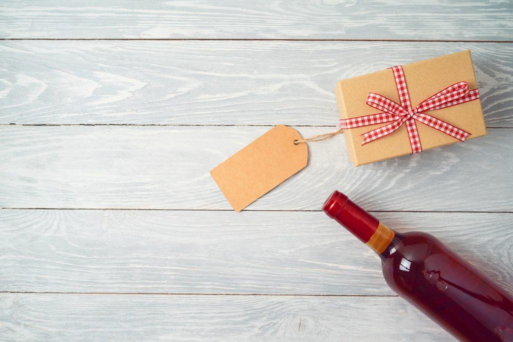 jak wysłać wino kurierem