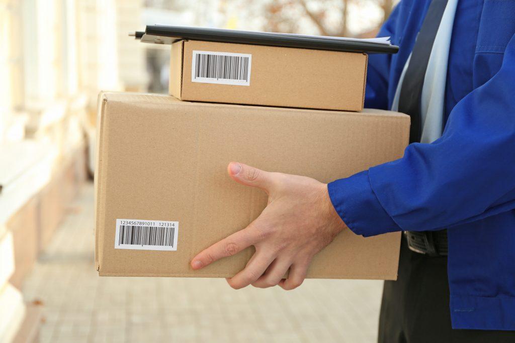 opcje dodatkowe przesyłki kurierskiej